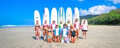 At the #Costa #Rica surf #Camps for #women offers the adventuresome.