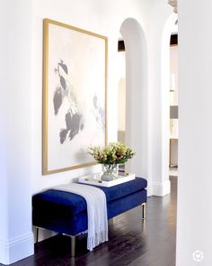 You know how when you enter an inviting home you feel comfortable? What they have done is create a warm and inviting space which feels calm and right. Home Upgrades, New Living Room, Living Spaces, Home Modern, Inviting Home, Farmhouse Side Table, Buying A New Home, Dining Room Inspiration, Interior Design Tips