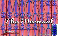 The Mermaid Tutorial | Swiss Paracord
