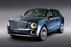 #Bentley baut den teuersten Geländewagen der Welt