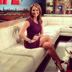 Georgie Gardner Legs | The 60 Sexiest Female Sports Reporters of 2013