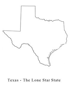 outline map natural features of texas 4th grade texas history