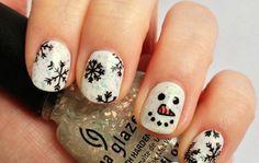 9 Easy Winter Nail Art Designs 2013 | Styles At Life