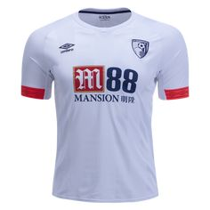After a 2015 debut in the Premier League, Bournemouth has been a surprise survivor, finishing as high as place during its second season in the top flight. Cheap Football Shirts, Soccer Shirts, Soccer Jerseys, Arsenal Soccer, Afc Bournemouth, Soccer Shop, Uniform Shirts, Football Kits, Shirt Store