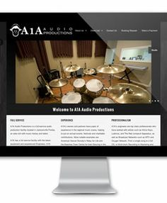 Mad Men Marketing - Website Design ~ A1A Audio Productions