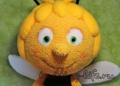 Пчёлка Майя и её друг Вилли Майя, Вязание, Подарки, Free, Амигуруми, Пчелы, Брейен, Изготовление Вручную