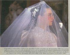 Mathilde, eldest daughter of the current Duke and Duchess of Wurttemberg, wed the Hereditary Count Erich von Waldburg zu Zeil und Trauchburg in 1988.