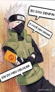 Naruto Kakashi, Kakashi Sharingan, Naruto Funny, Naruto Shippuden Sasuke, Naruto Art, Anime Naruto, Boruto, Naruto Meme, Wallpaper Naruto Shippuden