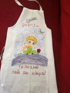 Handmade Shop, Baby Things, Baby Room, Apron, Hand Painted, Crafts, Shirts, Wedding, Valentines Day Weddings