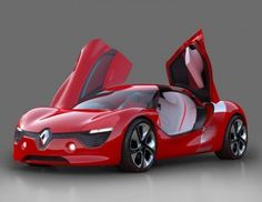 Renault concept 2013 car! very nice idea with the doors
