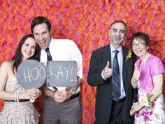 Party photo booths are everywhere these days and for good reason.