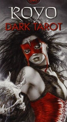 Royo Dark Tarot Deck by Lo Scarabeo Best Tarot Decks, Tarot Card Decks, Deadly Females, Star Tarot, Tarot Cards For Beginners, Tarot Card Spreads, Luis Royo, Tarot Learning, Thing 1