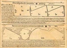 Juan de Alcega's Tailor's Pattern book of 1589 p 74 a+b