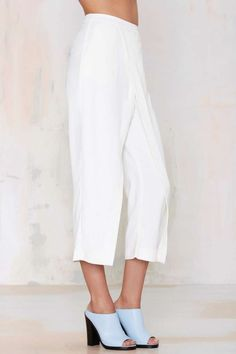 Double Up Layered Trouser - Pants | Bottoms