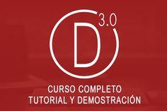Una demostración y un curso tutorial completo de Divi 3.0, el mejor tema para WordPress sin ninguna duda.  https://youtu.be/YBSRY8GaVkU