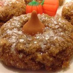 Extra Easy Pumpkin Cookies.../