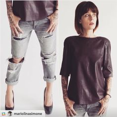 @mariolinasimone @m2oradio wear @lamarcaofficial URBAN STYLE IS GLAM #stylish #fashion #new #collection #winter #lamarcaofficial glam #outfitpost #Outfit #instalove #madewithlove #cometovisitus www.lamarcaofficial.com
