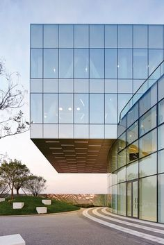 Vanke Daxing Sales Gallery / Spark Architects