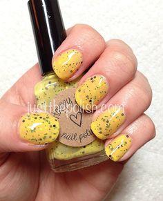 Happy Hands Nail Polish Banana Stand justthepolish.com