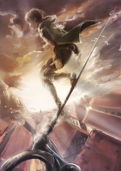 Eren Jäeger l Attack on Titan l Shingeki no Kyojin