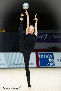 Rhythmic Gymnastics Training, Beautiful Lines, Leotards, Grand Prix, Ukraine, Ballet Dance, Olympics, Sporty, Lady