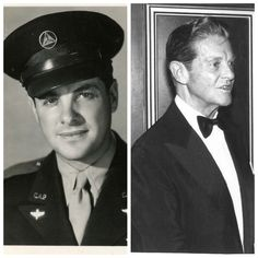 Robert Cummings-Army Air Corps-WW2-first official flight instructor-he was taught to fly by his godfather Orville Wright. (Inknscroll)--Always one of my favorite actors (mkc).