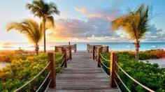 Playas paradisiacas en el Caribe