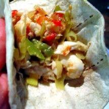 Tacos, Burritos, and Enchiladas: Anaheim Fish Tacos