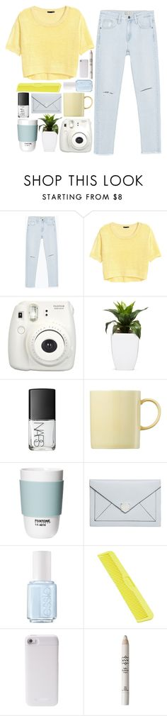 """""""129. """"is it only wonder or do birds still sing for you?"""""""" by bella-ella-ella ❤ liked on Polyvore featuring Zara, H&M, Fujifilm, NARS Cosmetics, Rosenthal, ROOM COPENHAGEN, Dorothy Perkins, Essie, PhunkeeTree and NYX"""