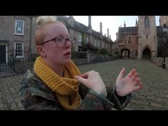 Dancing in Vicar's Close, Wells, Somerset, UK | footSTEPS - Dance, Trave...