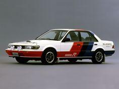 1987-91 Nissan Bluebird SSS-R