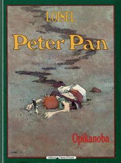 Couverture Peter Pan, tome 2 : Opikanoba
