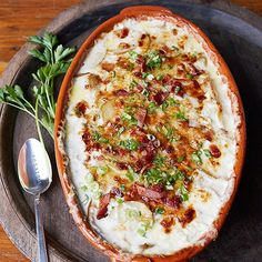 Don't stop at the holiday ham -- share the spotlight of your traditional Christmas dinner with these favorite side-dish recipes. Classic bread stuffing, creamy mashed potatoes, bright salads, and cozy root vegetables are just