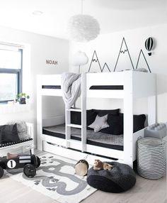 Bunk beds from Flexa
