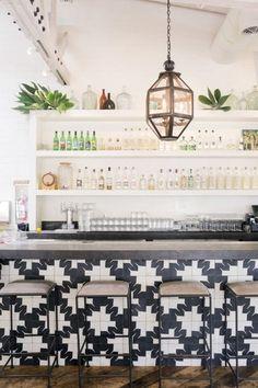 Restaurant-Interieurs als Inspiration für die Küchenrenovierung – Zacasa – Wohnideen, Möbel und Inneneinrichtung für ein schöneres Zuhause.
