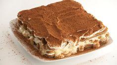 Gek op Tiramisu? Dit recept is zelfs nog lekkerder en NOG makkelijker te maken! Mmm..