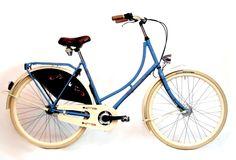 amennostalgie blau handgemacht in Deutschland - fahrrad-Ass.de