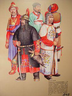 Ming Dynasty Military | Ming Dynasty Military Attire