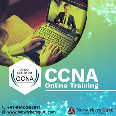Get Cisco CCNA Online Classroom 👨💻Training from the comfort of your Home at Networkers Guru. ➡️Study Anytime ➡️Study At Your Own Pace ➡️Study From Anywhere Book and take the course online: Online Training Courses, Online Courses, Cisco Certifications, Classroom Training, Online Classroom, Course Offering, Study Materials, Student Learning, Curriculum