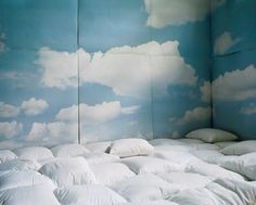 Padded room! I actually need this for several reasons.