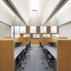Sainsbury Laboratory - Stanton Williams / Arup Lighting