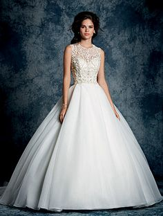Alfred Angelo Bridal Style 950 from Alfred Angelo's Bridal Collections and Wedding Styles