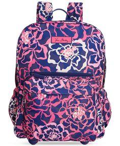 e7d83bed4383 Vera Bradley Lighten Up Rolling Backpack Cute Backpacks