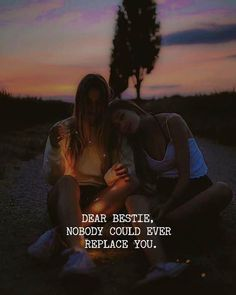BFF Quotes Inspiration - Part 28 Everyone has a BFF that they could not live without, so here are some totally BFF-worthy quotes to celebrate our beloved soul sisters and partners in crime. Best Friend Quotes Funny, Besties Quotes, Bffs, Bestfriends, Friend Sayings, Love My Best Friend, Friends In Love, True Friendship Quotes, Friendship Messages