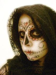 DeviantArt: More Like Sugar Skull by Wild-Theory