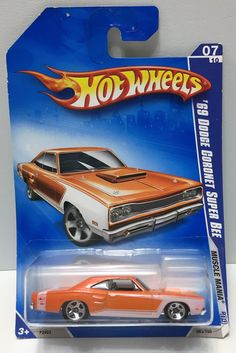 2008 Mattel Hot Wheels Muscle Mania - '69 Dodge Coronet Super Bee This item is NOT in Mint Condition and is in no way being described as Mint or even Near Mint. Our toys have not always lead the perfe