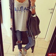 Comfy Look | Fashion | Cadê meu Chapéu? | http://cademeuchapeu.com