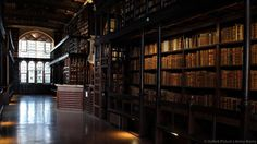 Bodleian Library in Oxford (Credit: Credit: Oxford Picture Library/Alamy)