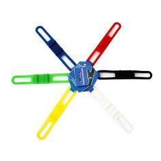 ユニバーサル灯台シリコーンストラップシリコーン自転車アクセサリー小売&卸売送料無料高品質ポータブル
