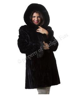fur coats for woman Shearing, Coats For Women, Fur Coat, Fox, Jackets, Collection, Style, Fashion, Coats
